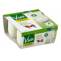 Vrai Nature Stirred Yogurt 100g x 4 Pack