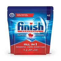 Finish Tablets All In 1 Regular 42 Pieces
