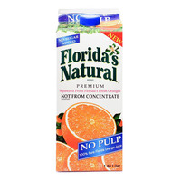 Florida's Natural Juice Orange No Pulp 1.8L