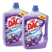 Dac Super Disinfection Lavender Multi-Purpose Cleaner 3Lx2
