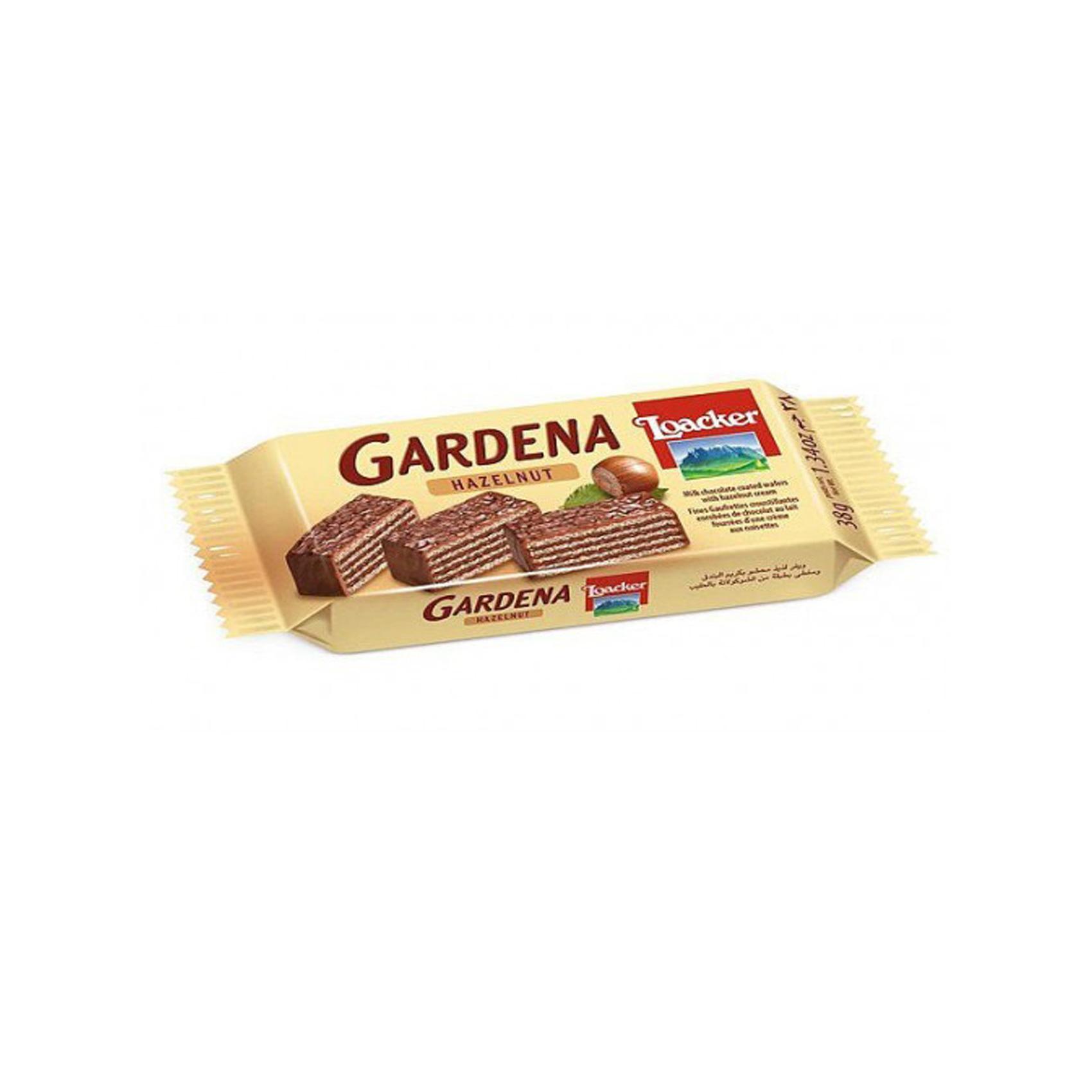 LOACKER GARDENA HAZELNUT 38GR