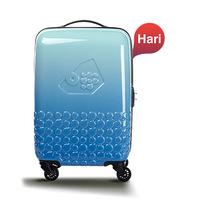 Kamiliant Hard Hari Spinner Luggage Trolley Bag 76CM Blue Gradation