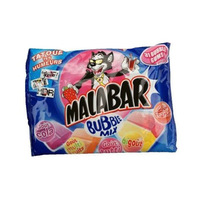 Malabar Bubble Mix 32 Pieces 214GR