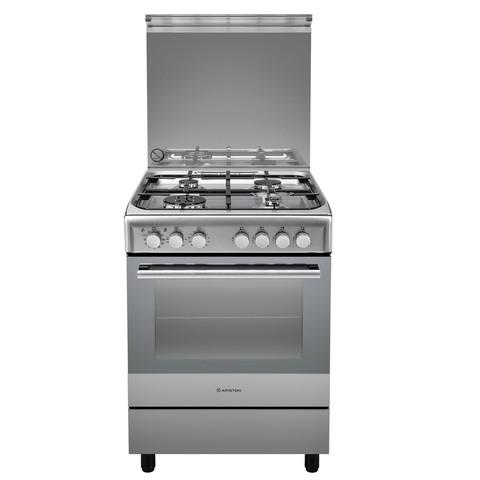 Ariston-60X60-Cm-Gas-Cooker-A6TMH2AF