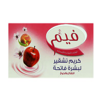 Fem Apple & Peach Fairness Creme 50g