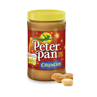 Peter Pan Crunchy Peanut Butter 462GR