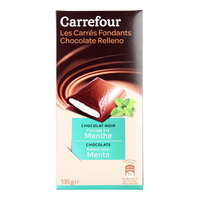 Carrefour Mint Dark Chocolate 135g