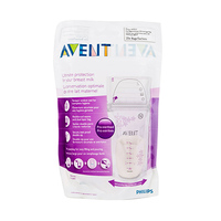 Philips Avent Breast Milk Storage Bags 180ML 25 Pack