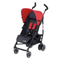 Safety 1st Compa'City Stroller With bumper bar Red