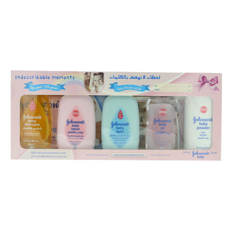 sc 1 st  Carrefour UAE & Buy Johnsonu0026#39;S Baby Gift Set Online - Shop Johnsonu0027s on Carrefour UAE