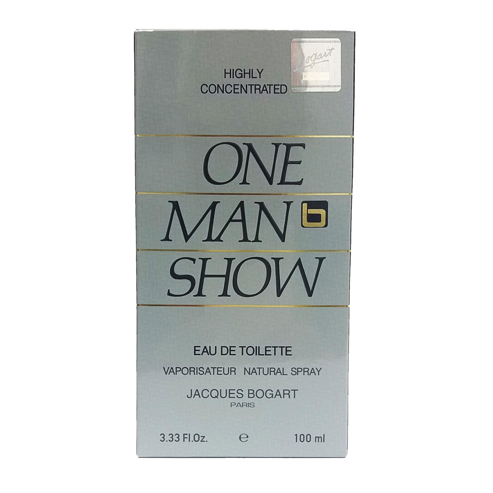 ONE MAN SHOW MEN EDT 100ML