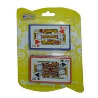 Kidzpro Playing 2 Decks ( 54 Cards )