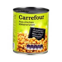 Carrefour Chickpeas 800GR