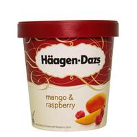 Häagen-Dazs Mango & Raspberry Ice Cream 500ml