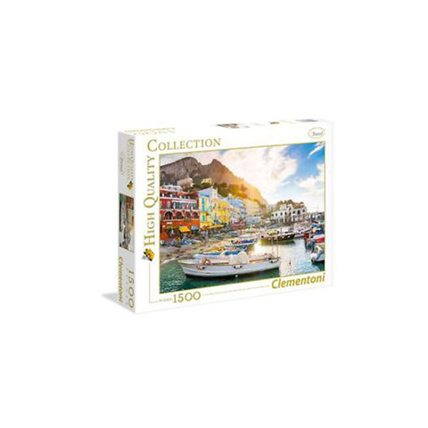 Clementoni-Puzzle-Capri-1500-Pieces