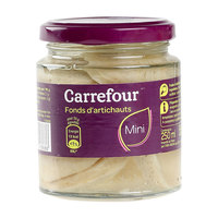 Carrefour Mini Fund Artichokes  250ml