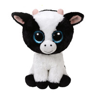 Ty Beanie Boos BUTTER the Cow 6.5""