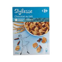 Carrefour Cereal Choco Styles 300 Gram