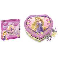 Disney Princess Sticky Mosaics - Rapunzel Heart Jewelry Box