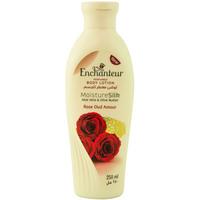 Enchanteur Perfumed Body Lotion Moisture Silk Rose Oud Amour Lotion 250ml