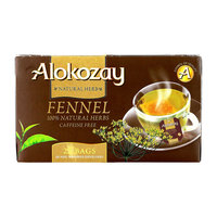 Alokozay Fennel Herbal Tea 25's