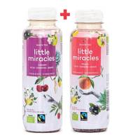 BUY 1 + 1 FREE Little Miracles Drink Assorted 330ml