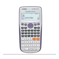 CASIO Scientific Calculator FX-570ES Plus