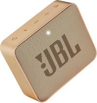 مكبر صوت لاسلكي جي بي إل GO 2 مقاومة للماء لون ذهبي