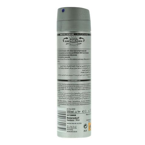 Nivea-Men-Anti-Perspirant-Deo-Spray-Silver-Protect-Anti-Bacterial-150-ml