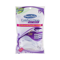 DenTek Comfort Clean Fresh Mint Floss For Back Teeth 75CM