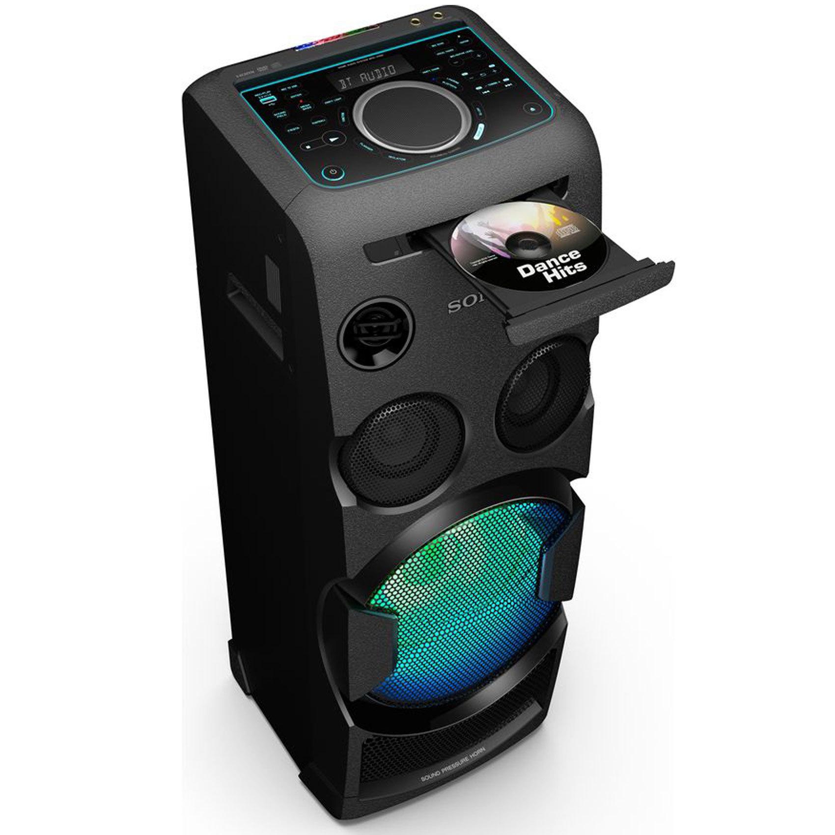 Buy Sony Hifi System Mhcv50d Online In Uae Carrefour Hi Fi Pc Speaker