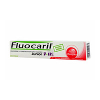 Fluocaril Toothpaste Kids 7-12 Years Fruits Rouge