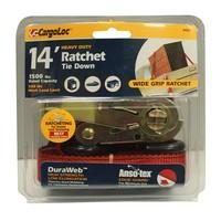Cargoloc 14' Ratchet Tie Down