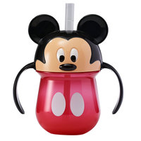 The First Years Mickey 7oz Straw Trainer Cup 1pack