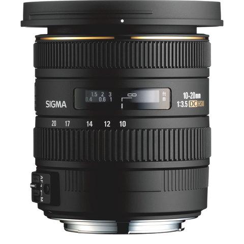 Sigma-Lens-10-20MM-F/3.5EX-DC-For-Nikon