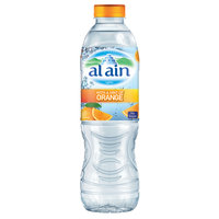 Al Ain Bottled Drinking Water with a Hint of Orange 500ml