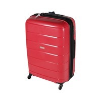 Travel House Hard Luggage Pp Size 28 Inch Red