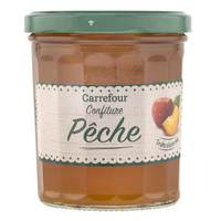 Carrefour Jam Peach 370g