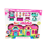 Villa Set Toy 88035