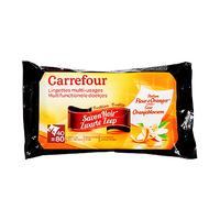 Carrefour Multi-Use Soft Wipes Orange Blossom 40 Sheets