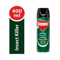 Baygon Insect Killer Spray Crawling Insect Green 600ML