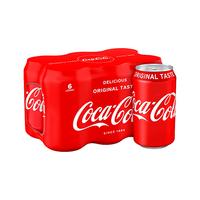 Coca Cola Can 330ML X 4 + 2 Free