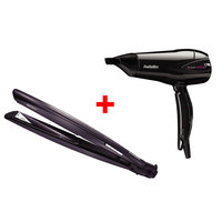 Babyliss Hair Straightener ST325+Dryer