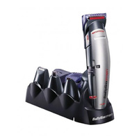 BaByliss Trimmer X-10 E837SDE Silver