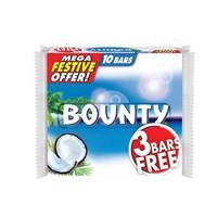 Bounty Chocolate 57gx10