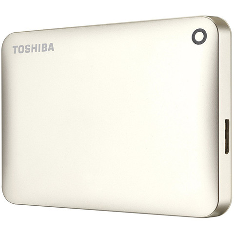 TOSHIBA HDD 2TB CAN CONNECT II 2.5