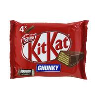 Nestle KitKat Chunky Chocolate 46g x4