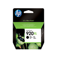 Hp Cartridge 920XL Black