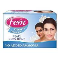 Fem Blueberry Cream Bleach 50g