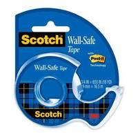 "Scotch 183 Wall-Safe Tp 3/4"" X 650"""